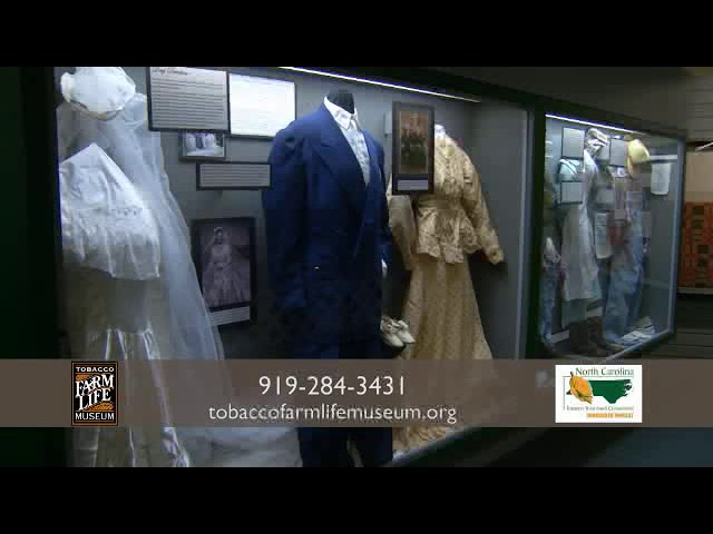 Visit the Tobacco Farm Life Museum, Experience Johnston County, NC