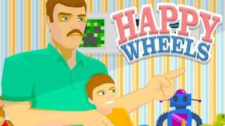 【全米が泣いた】親子の悲劇の物語 - HappyWheels 実況プレイ thumbnail