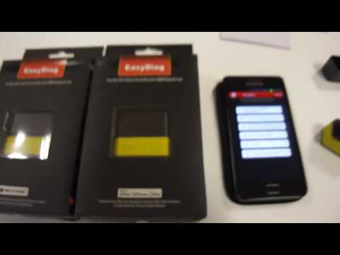 Launch EasyDiag (Android and i'OS) unpacking - demo video