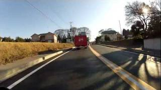 GOPRO バイク車載テスト(BUELL XB9S)