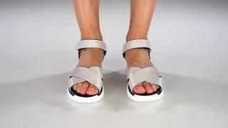 Сандалии женские Foot Step 457сер