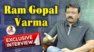 Director Ram Gopal Varma Exclusive Interview About NTR Biopic | Vanitha TV