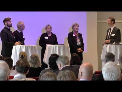 Paneldiskussion: Så Skapar Vi Långsiktigt Hållbara Stadsdelar