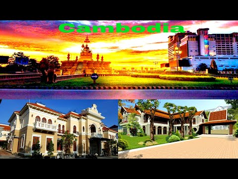 Visit construction projects in Cambodia