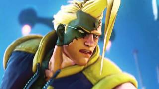 Street Fighter V - NEW Special Gameplay Trailer (1080p)