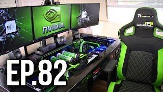Room Tour Project 82 - Best Gaming Setups!