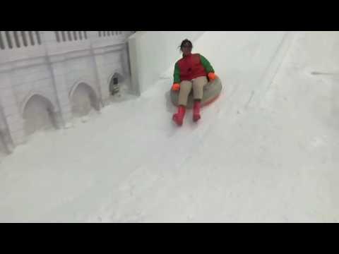 Chennai snow world
