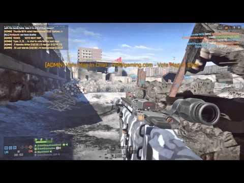 BACK TO BACK!!! ~ Battlefield 4 w/ EWAR Gaming  