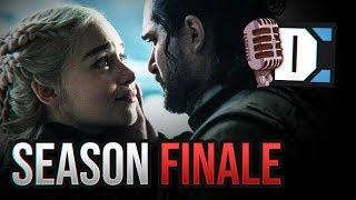 Gambar cover I'm glad it's over - Destiny reviews Game of Thrones S08E06
