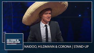 Attila Hildmann & Xavier Naidoo erklären Corona