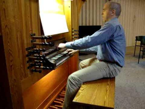 Bach - BWV 653 - An Wasserflüssen Babylon