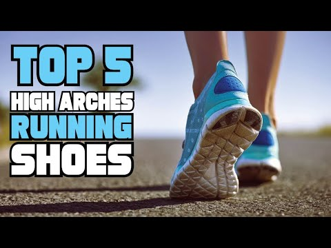 Best Running Shoes for High Arches Review in 2020 | Best Budget High Arches Running Shoes