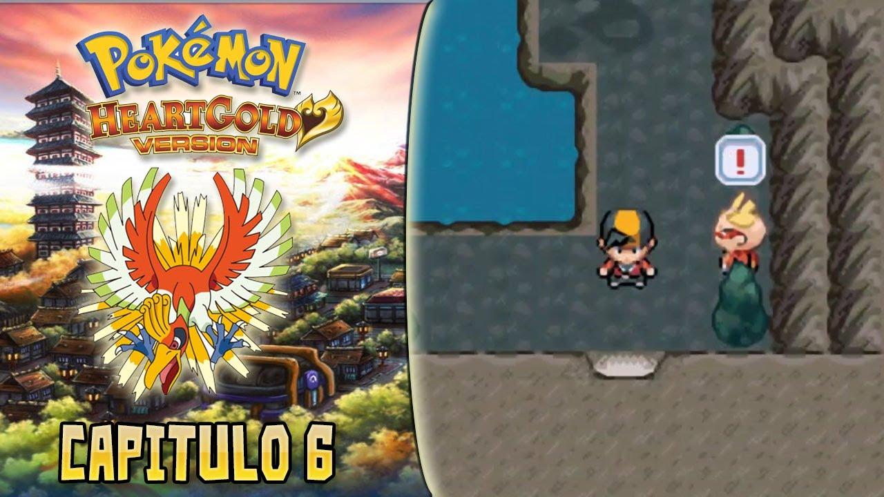 Pokémon GS Chronicles | #6 NUEVAS CAPTURAS Y LA CUEVA UNION CON LA LLEGADA A PUEBLO AZALEA