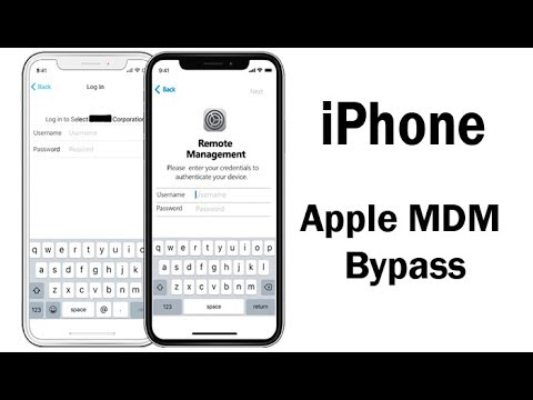 All IPhone Bypass Remote Management Lock  Easy Steps Quick Method 100% Work.