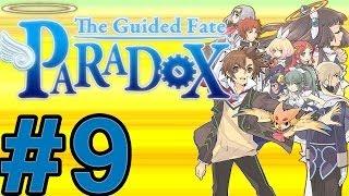 The Guided Fate Paradox - Part 9 - Mecha Cinderella (English) (Walkthrough)