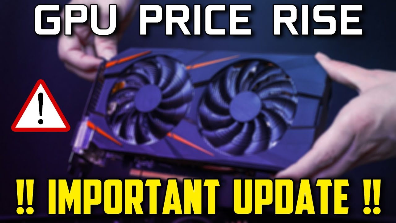 GPU Prices may go UP again   Right time to BUY ? [Hindi]
