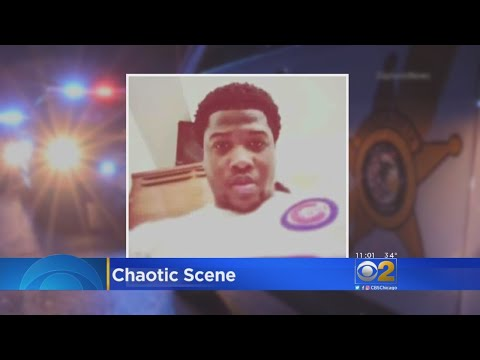Security Guard Shot And Killed By Police