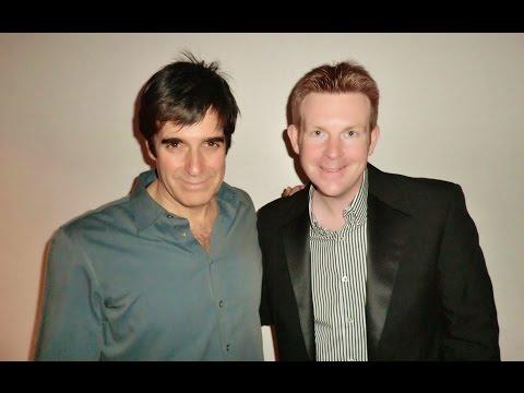 David Copperfield Interview with Alex Belfield