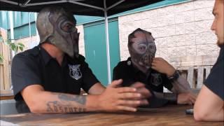 Mushroomhead at 2014 Mayhem Festival Indianapolis