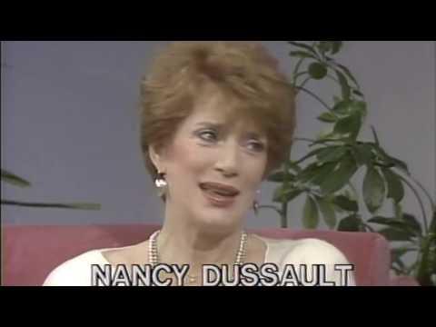 Nancy Dussault Too Close For Comfort