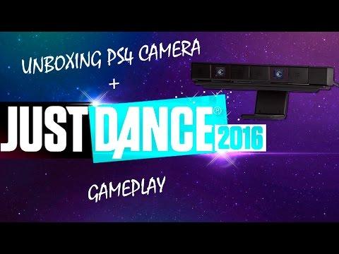 UNBOXING CÁMARA PS4 + JUST DANCE + GAMEPLAY