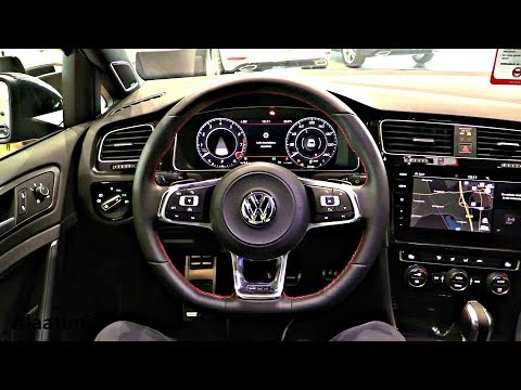 Volkswagen Gti Performance 2019 Interior Youtube