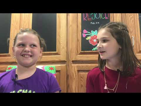 What's New Episode 7   Wooster Christian School Students