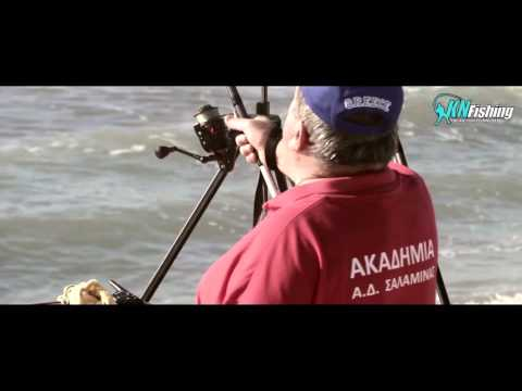 GOLDEN LEAGUE INTERNATIONAL SURFCASTING TOURNAMENT CYPRUS By KN FISHING