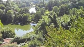 Vouvant, un des plus beaux village de France