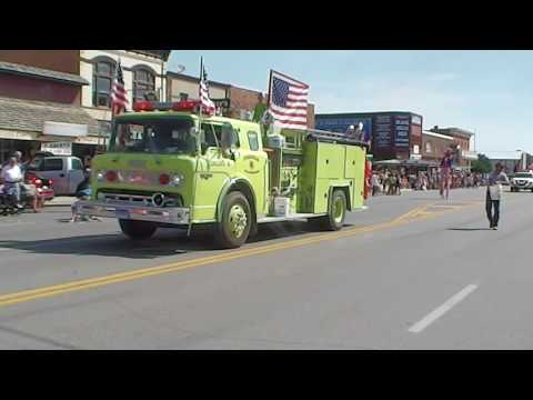 Gold Discovery Days Parade 2017