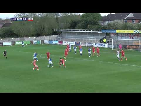 Wealdstone Bromley Goals And Highlights