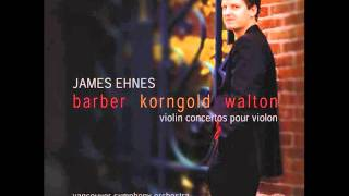 Barber - Violin Concerto - II. Andante.