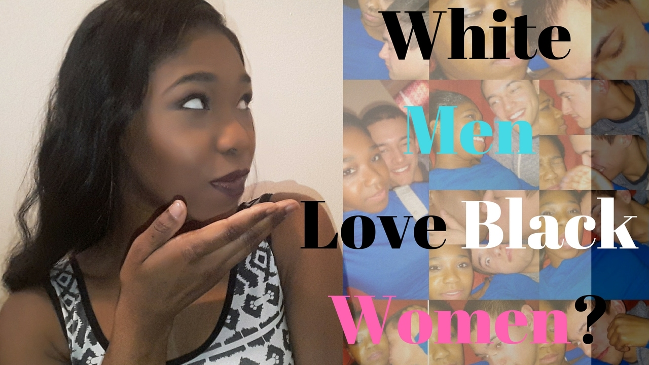 Why Do White Men Date Black Woman - Youtube-7076