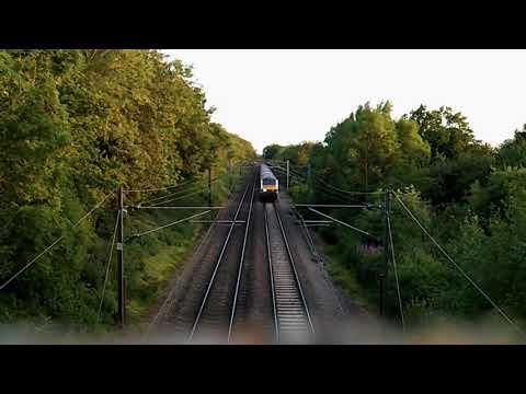 Greater Anglia DVT + Class 90