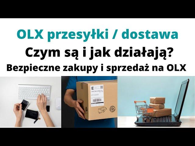 Przesyłki OLX jak to działa❓ Bezpieczne zakupy i sprzedaż na OLX👀