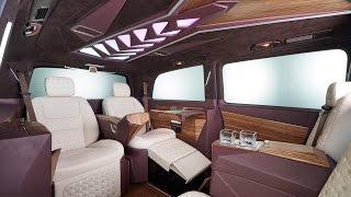 Офис на колесах от KLASSEN VIP CAR DESIGN TECHNOLOGY V Class Sprinter