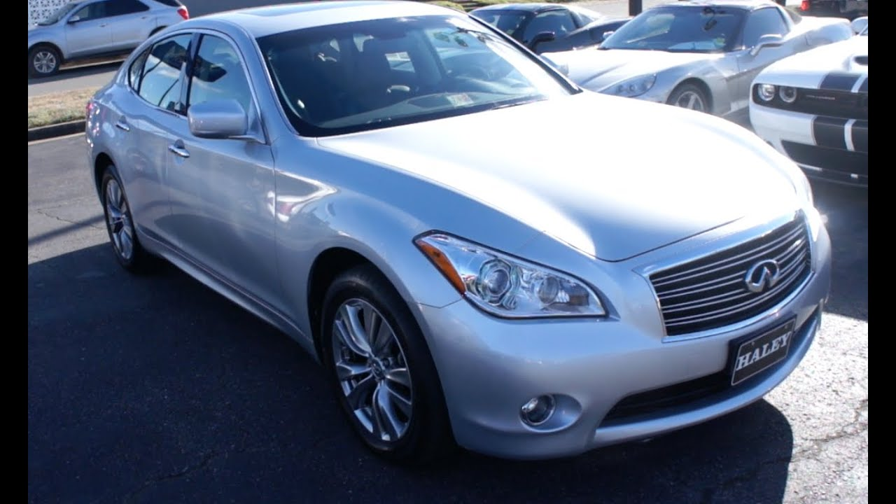 2013 infiniti m37x walkaround start up tour and overview youtube. Black Bedroom Furniture Sets. Home Design Ideas