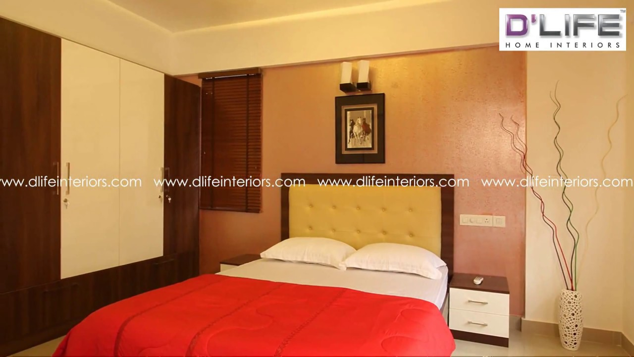 Trendy Home Interiors Of A Flat At Kottayam Recently Furnished