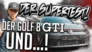 JP Performance - Der Supertest! | Der Golf 8 GTI UND...!