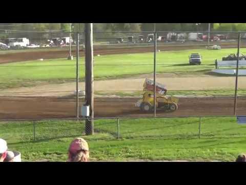 Win #2 - Mercer Raceway Park