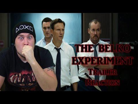 The Belko Experiment - Trailer Reaction