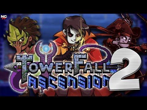 TOWERFALL ASCENSION 2 - Chasse aux Pigeons ! [FR/HD]