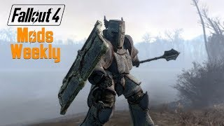 Become a Knight - Fallout 4 Mods Weekly - Week 66 (PC/Xbox One)