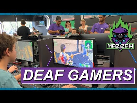 Taking You To The First Deaf Gaming Convention (American Sign Language) | Rikki Poynter