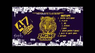 6.47squad - singira ubwoba feat.bushali ( audio)