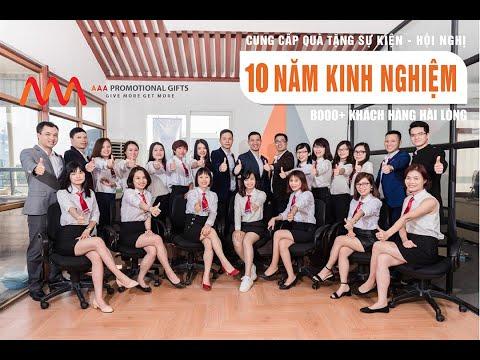 3A Company Profile   Công ty Quà tặng doanh nghiệp 8 năm kinh nghiệm giá tốt - uy tín - chất lượng