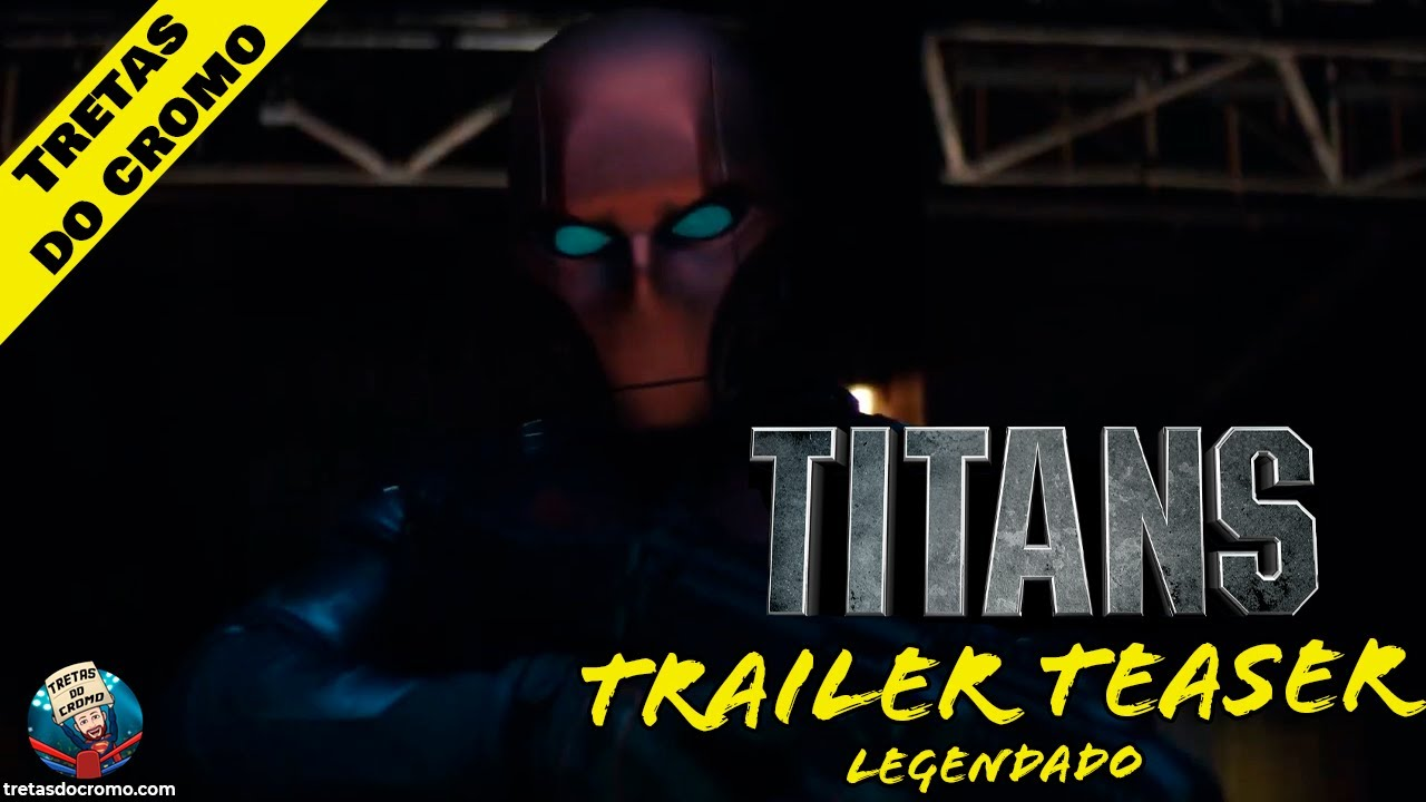 Titans recebem primeiro teaser para a 3º temporada
