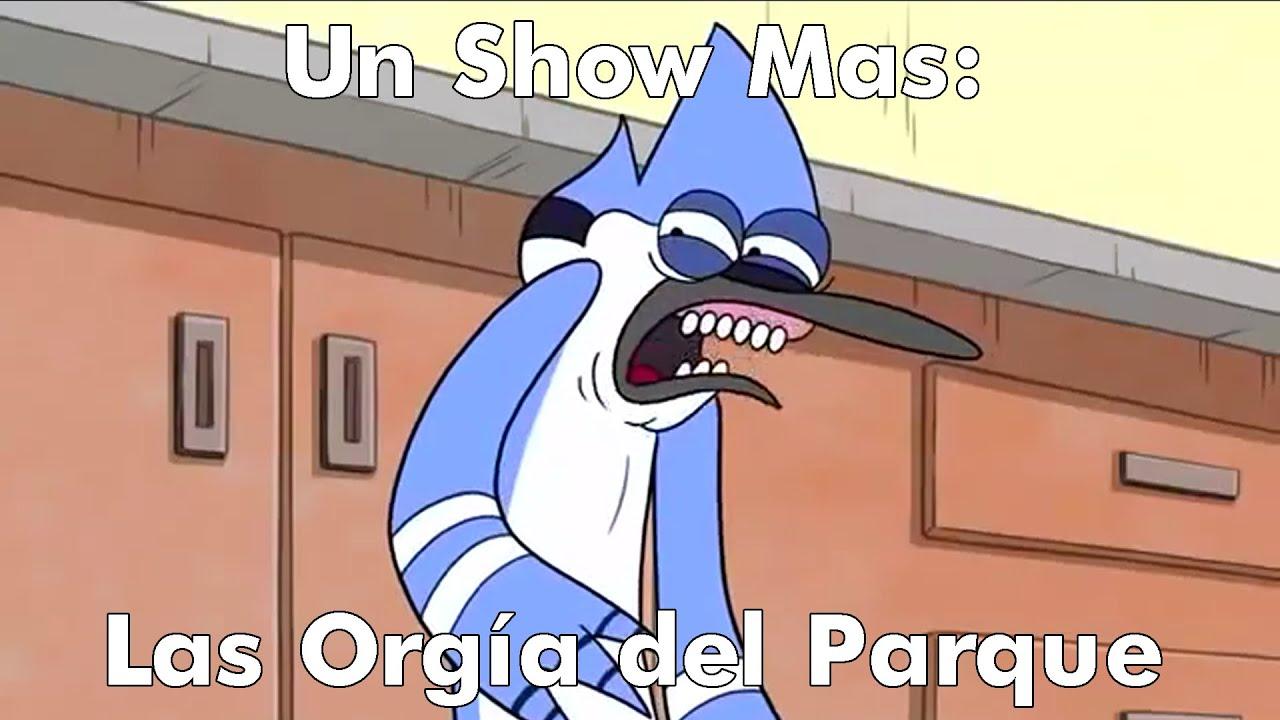 un show mas porno