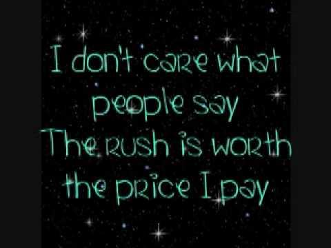 Ke$ha - Your Love Is My Drug [Karaoke] + On Screen Lyrics