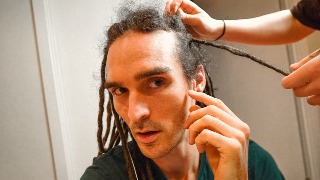 DEALING WITH HAIRLOSS & DREADLOCKS